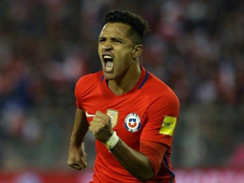 Alexis Sanchez scores late winner to boost Chile's World Cup qualifying hopes
