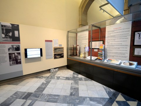 First ever Alcoholics Anonymous museum exhibition opens