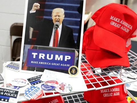 Guess the ludicrous amount Trump's spent on MAGA hats and other merchandise