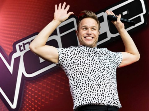 Olly Murs swaps sides to be a coach on The Voice – and Simon Cowell is fuming
