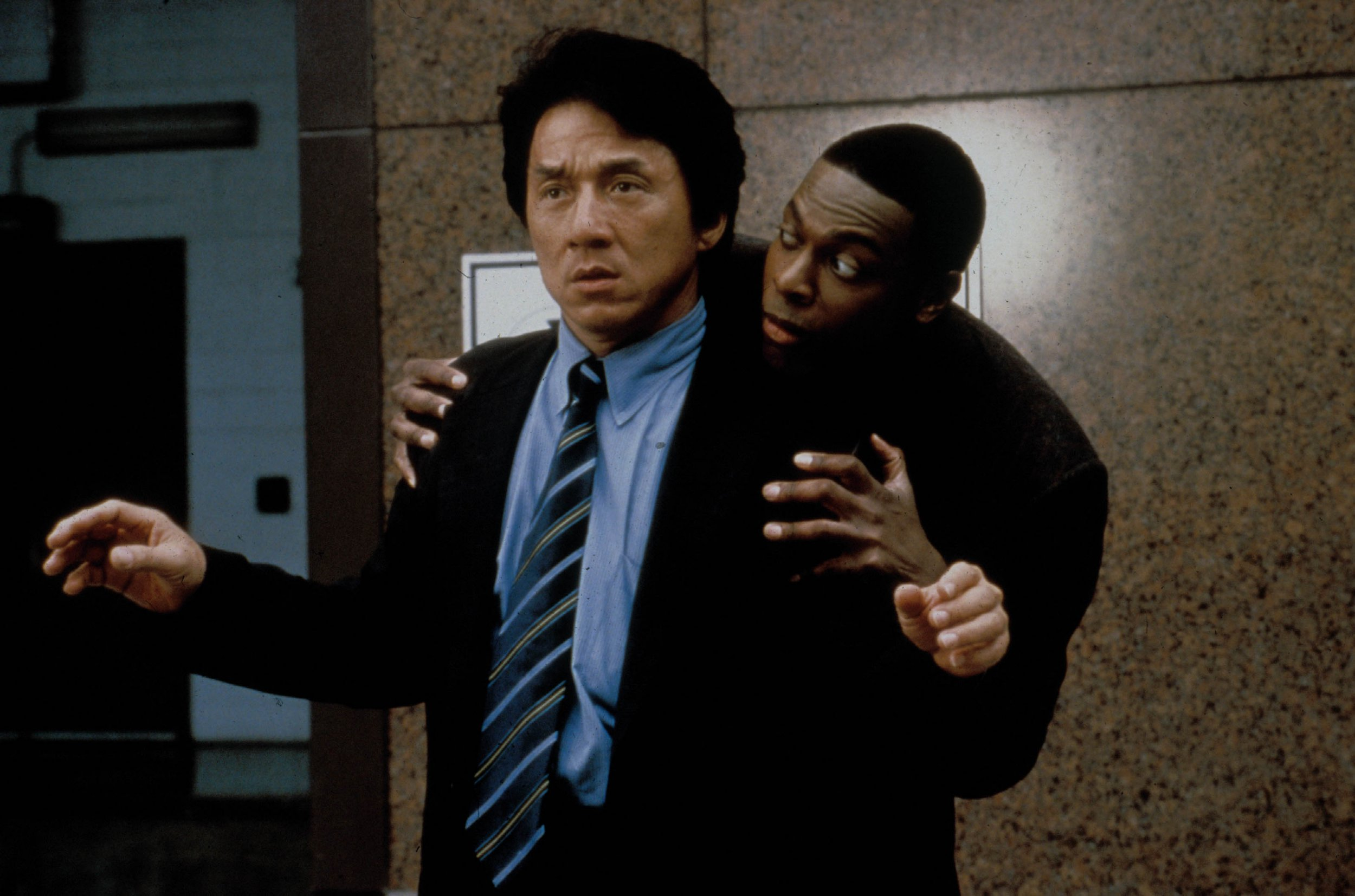 Rush Hour 4 is happening as Chris Tucker and Jackie Chan reunite