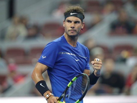 Rafael Nadal moves past Roger Federer for 2017 titles with first China Open win in 12 years