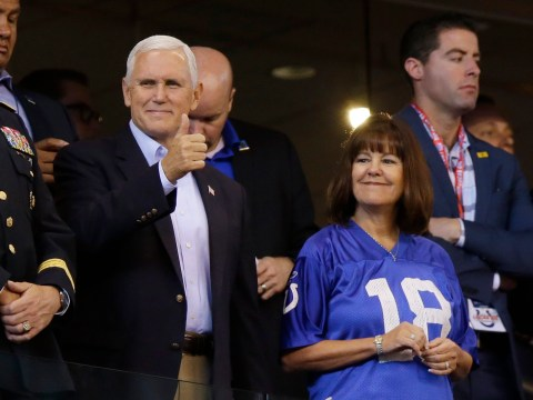 People want to know how much Vice President's NFL stunt cost the taxpayer