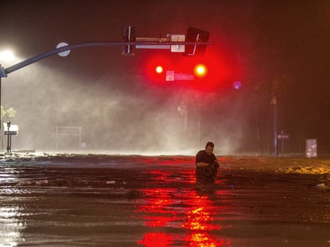 Where is Hurricane Nate? Storm batters Louisiana with heavy rain