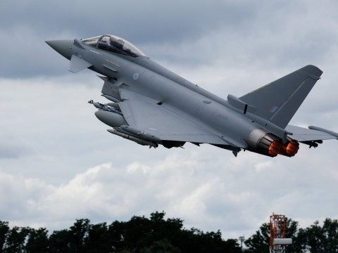 BAE Systems to 'cut over 1,000 jobs including at Typhoon fighter jet factory'