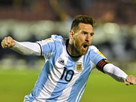 Scintillating Lionel Messi hat-trick sends Argentina into the World Cup
