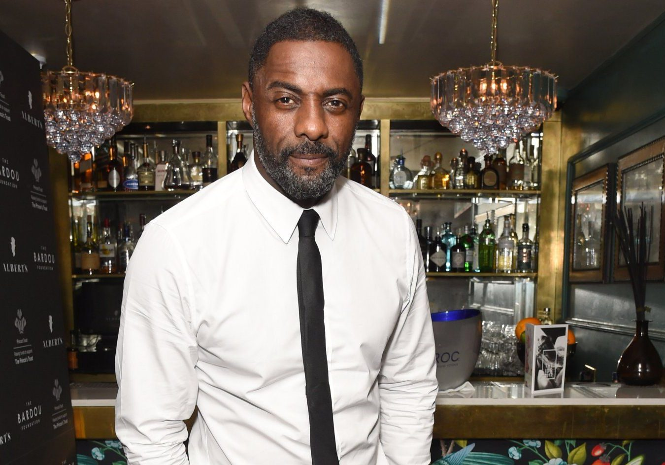 Idris Elba gushes over 15-year-old daughter as he rallies for men to speak up for women