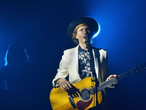 Beck's new album Colors shows the chameleon blend into his background
