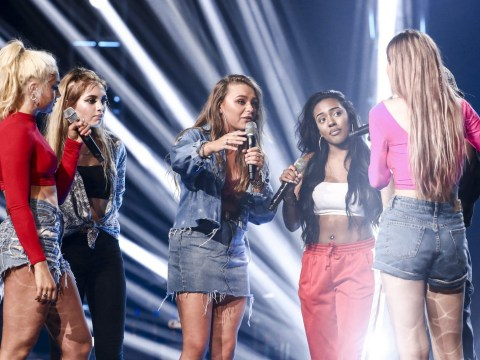 X Factor singer drops bandmates just moments after being rejected from Six Chair Challenge to join a new group