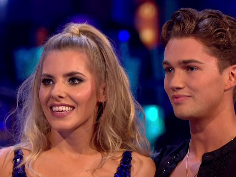 Mollie King 'secretly romancing' Strictly dance partner AJ Pritchard