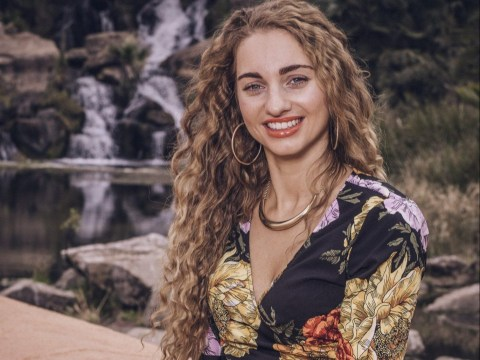 The X Factor's Talia Dean reveals massive spoilers in a leaked video and show bosses are furious