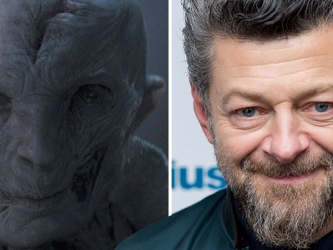 The Last Jedi's Andy Serkis teases Snoke's backstory for Star Wars 8: 'You're onto something'