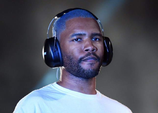 Frank Ocean hints he's sitting on brand new album and we're not happy