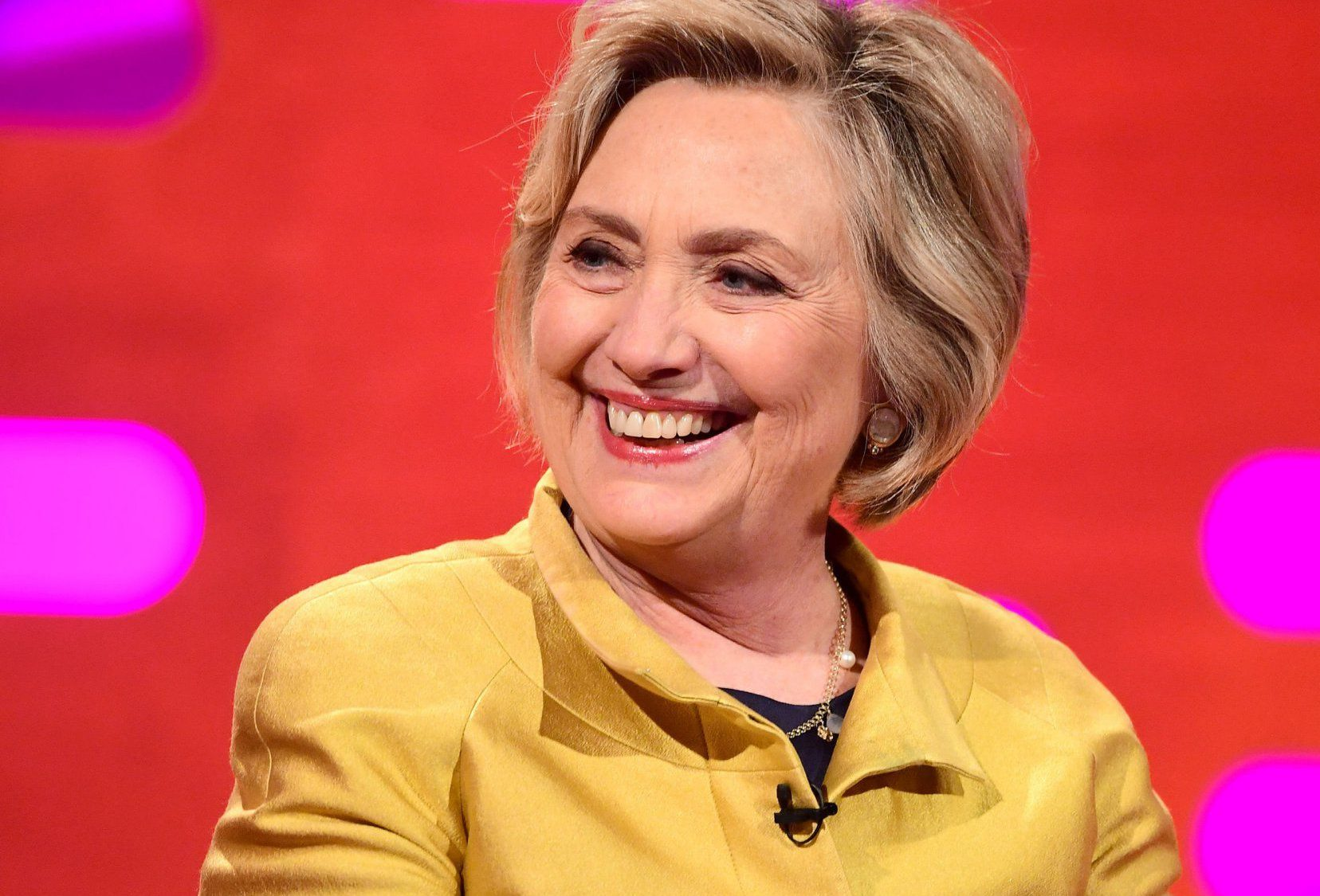 Hillary Clinton admits she had 'her fair share of Chardonnay' after losing to Trump