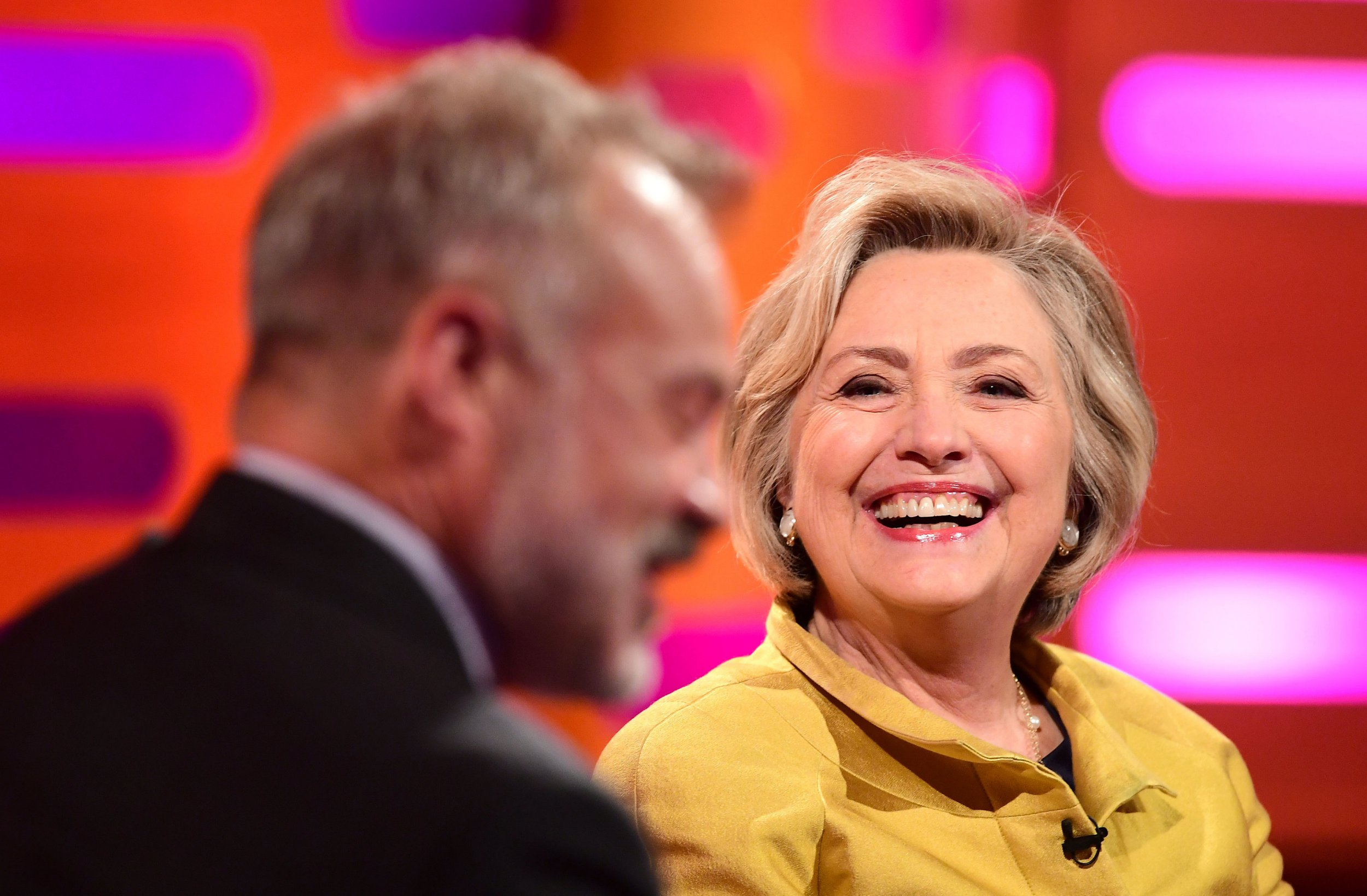 Who is on Graham Norton tonight? Hilary Clinton and Jack Whitehall among the guests