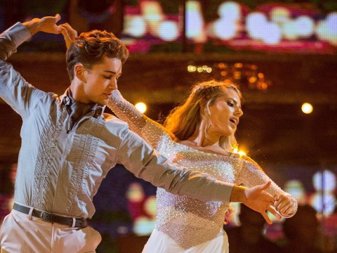 AJ Pritchard admits that he didn't want Mollie King as his Strictly partner