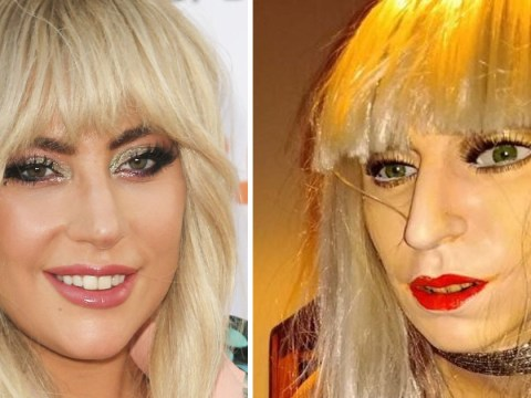 This new Lady Gaga waxwork will haunt your dreams