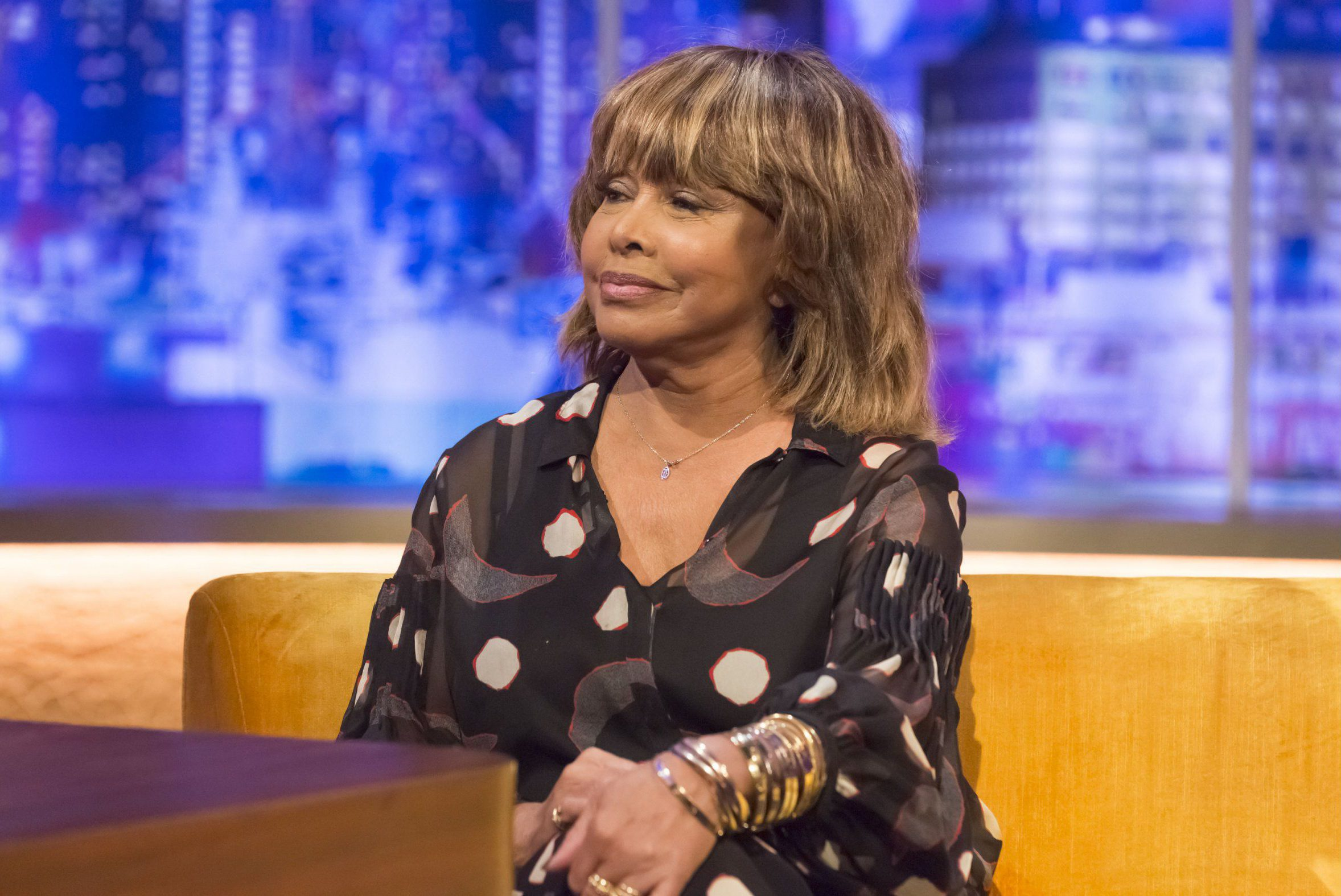 Tina Turner opens up about how she risked her to life to escape her abusive ex-husband Ike