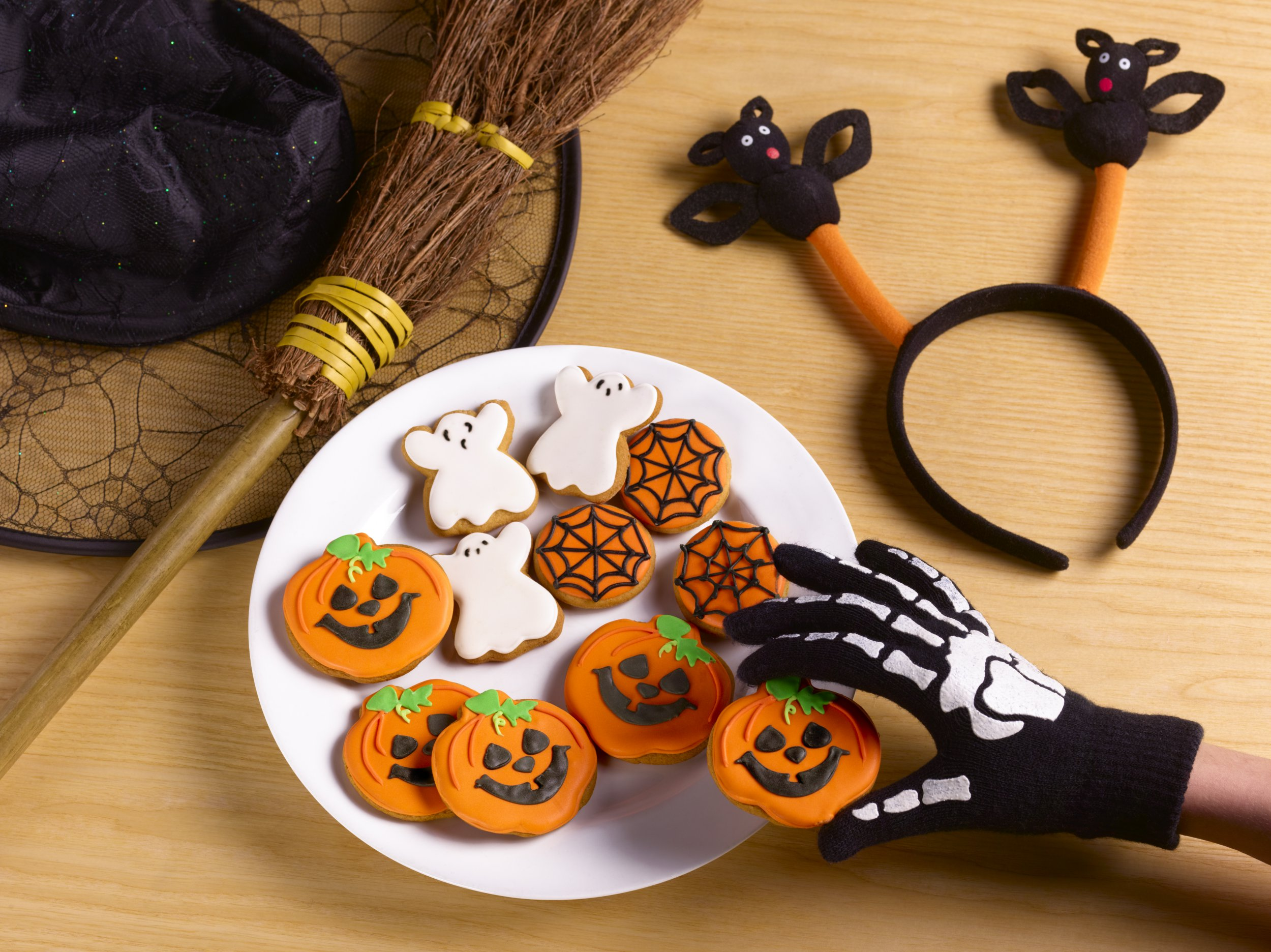 13 creepy recipes to break out this Halloween