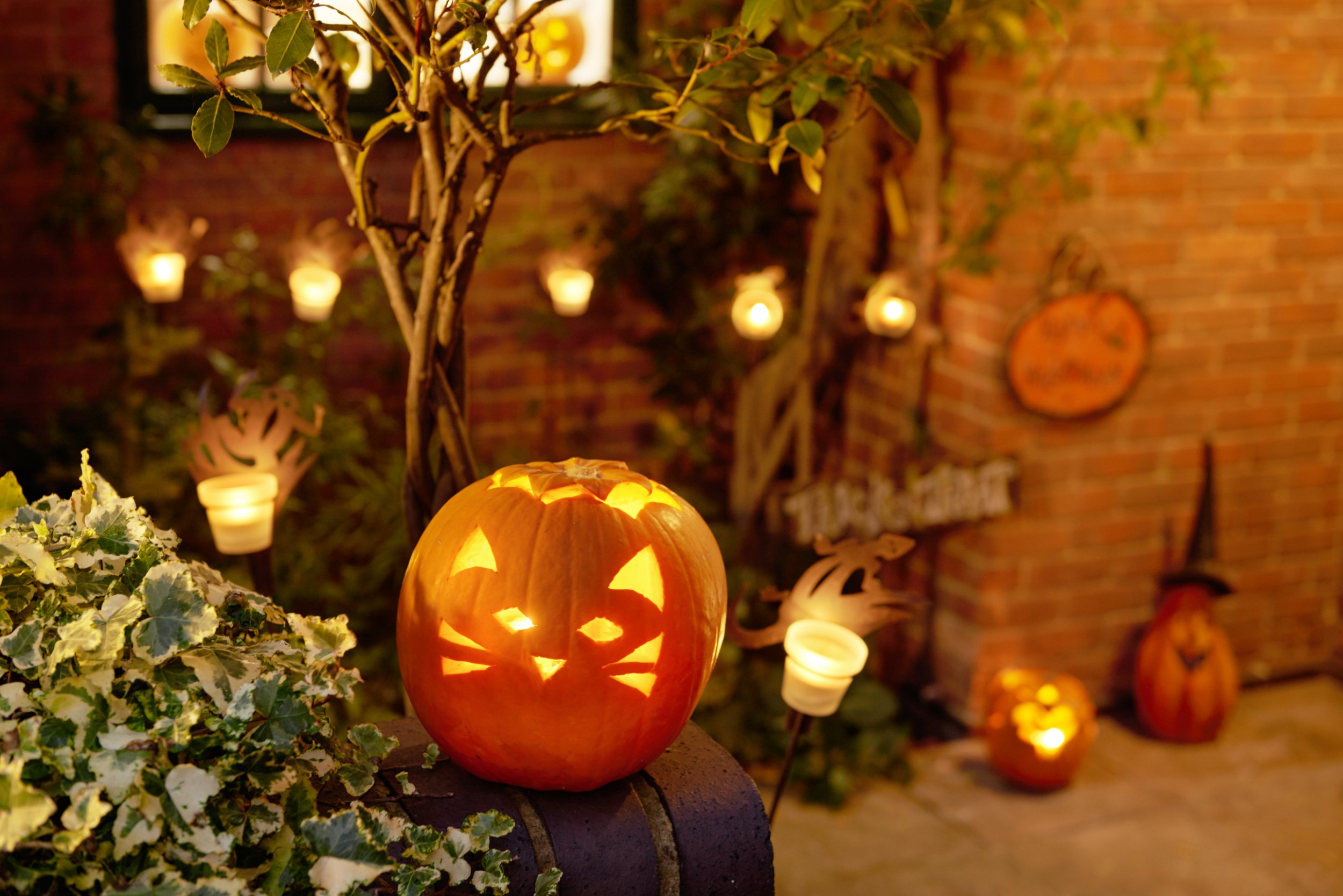 How much do Brits spend on Halloween?