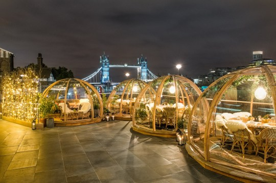 All The Igloos You Can Visit In London Metro News