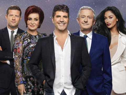 5 secrets from a live recording of The X Factor – from Louis Walsh's audience selfies to Nicole's mid-show touch-ups