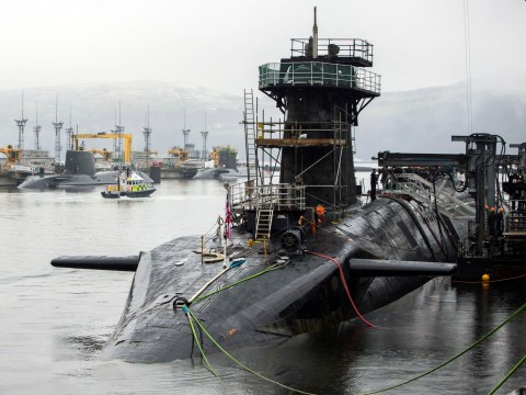 Nine sailors high on cocaine while serving on Navy submarine sacked