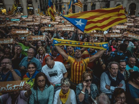 Spain sacks Catalonia's government to overrule declaration of independence