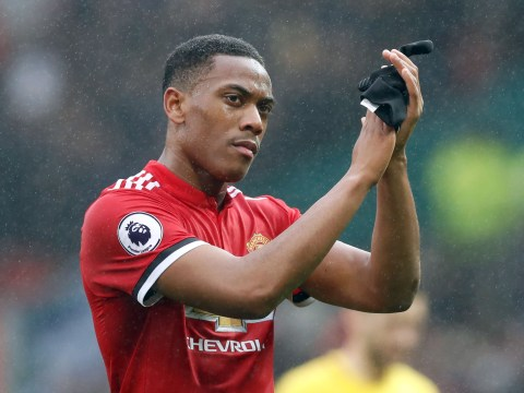 Anthony Martial tops chart of 10 most lethal Premier League strikers