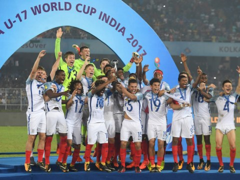 England complete stunning comeback against Spain to win Under-17 World Cup