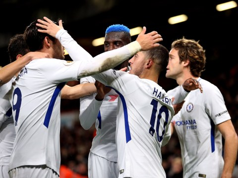 Revealed: What Antonio Conte told his Chelsea players at half-time against Bournemouth