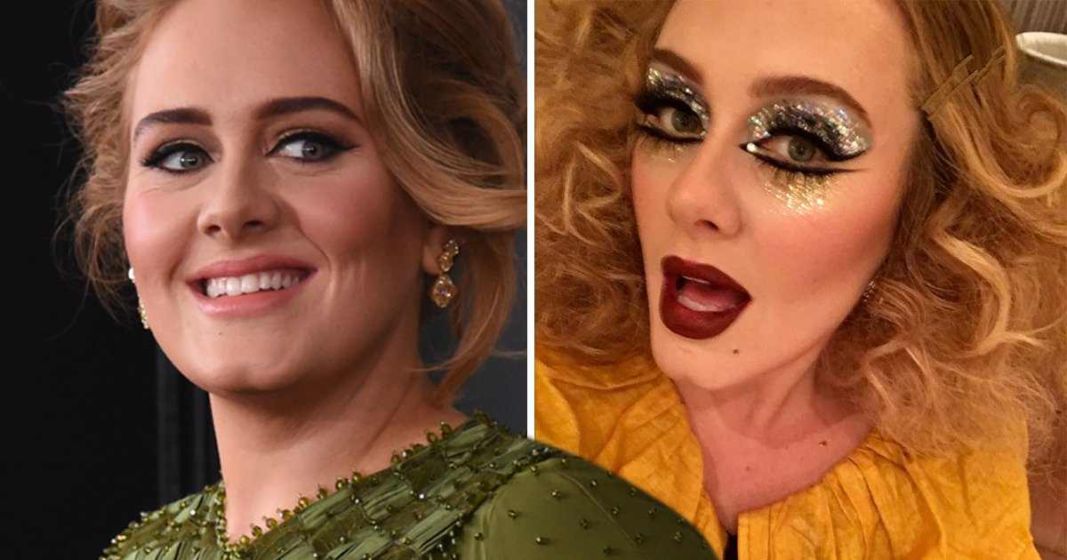 Adele keeps fans guessing as 'Queen of Halloween' shows off her latest fancy dress outfit