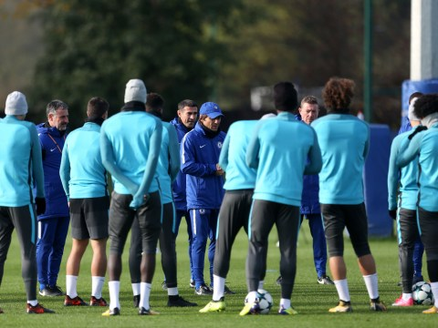 Antonio Conte ready to axe David Luiz from Chelsea squad to face Manchester United