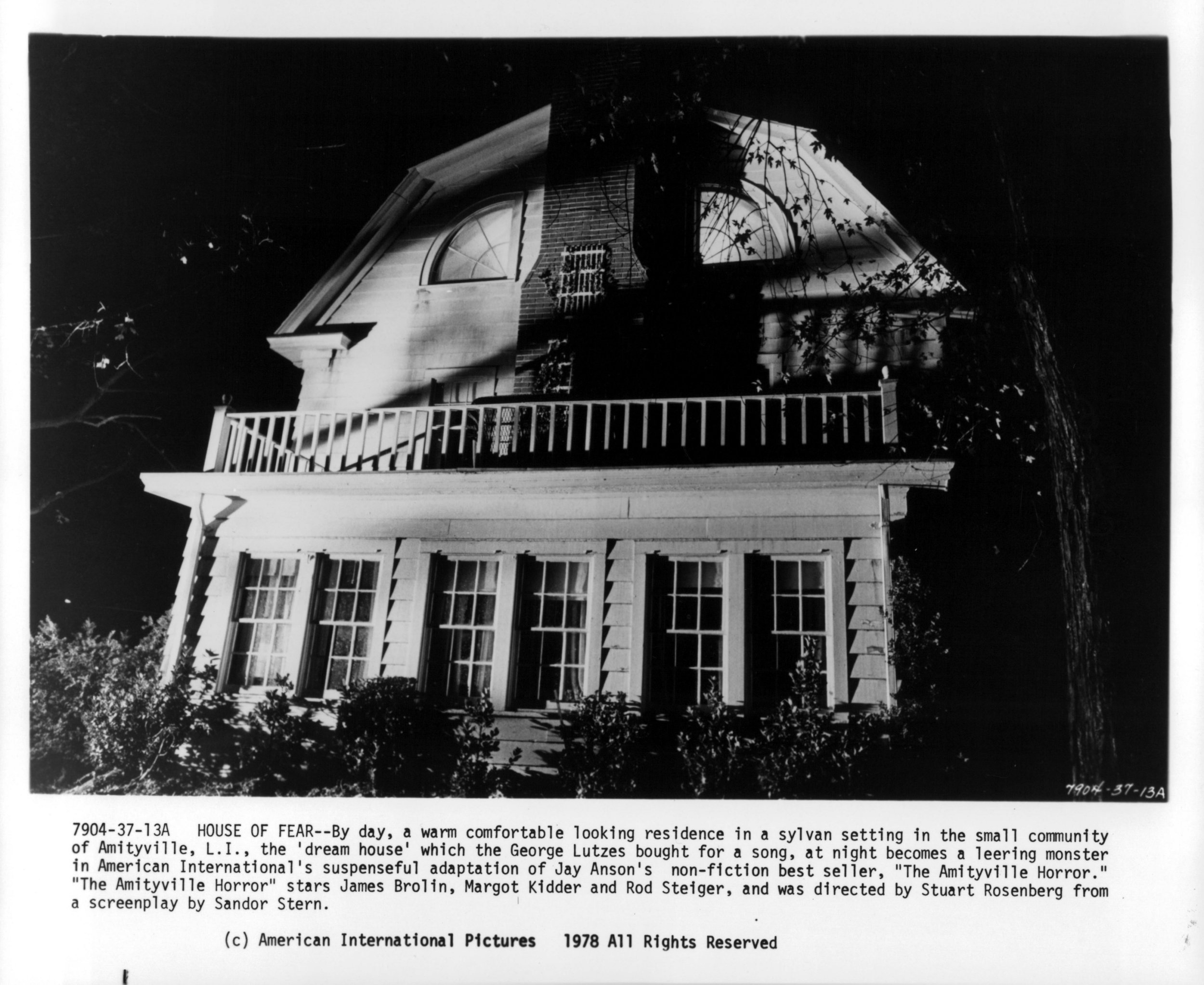Amityville Horror House America' Haunted