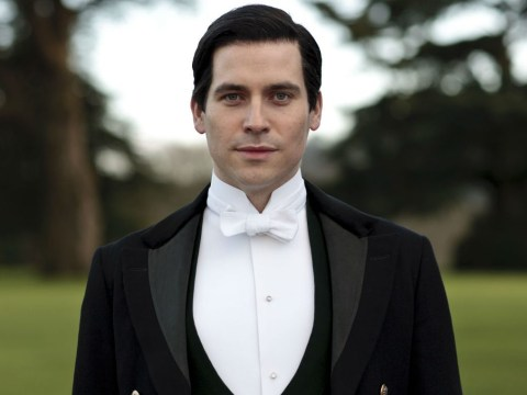 Downton Abbey's Rob James-Collier claims he has been 'typecast' after playing a gay character