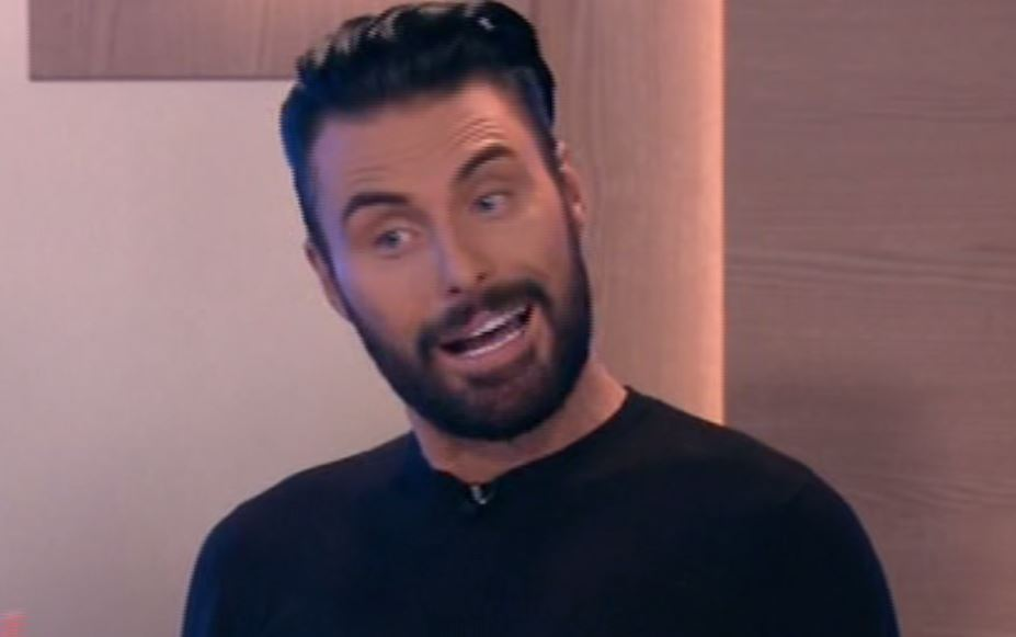 Rylan throws coffee cups at pedestrians who don't say thank you at zebra crossings
