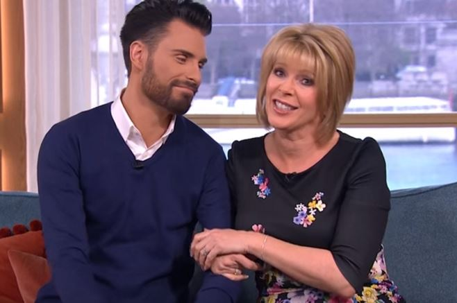 Rylan tells Ruth Langsford he would sleep with her if she won the Euromillions