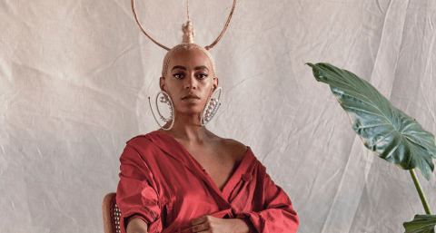 Solange Knowles is a queen and we should all bow down