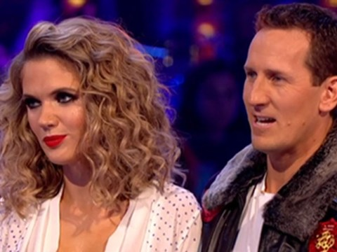Brendan Cole told to be 'respectful' as he clashes with Shirley Ballas over tango