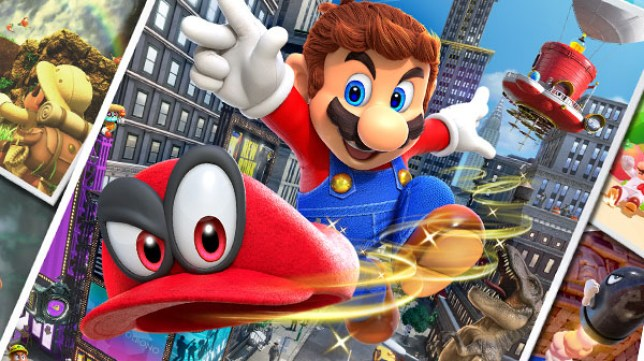 The Problem With Super Mario Odyssey Reader S Feature Metro News
