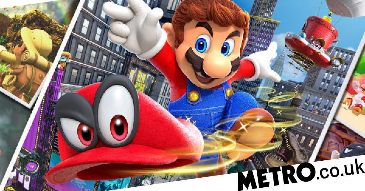 The Problem With Super Mario Odyssey Reader S Feature
