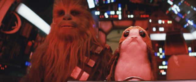 How long till the first porg video game?