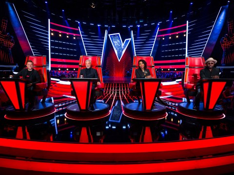 Olly Murs makes The Voice debut in first official photo released ahead of new series