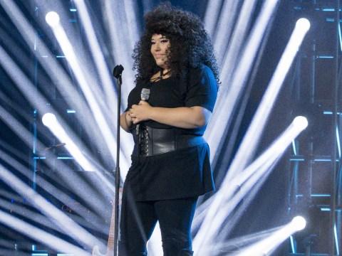 X Factor judges left in shock as Sharon sends Shanaya Atkinson-Jones home at Six Chair Challenge