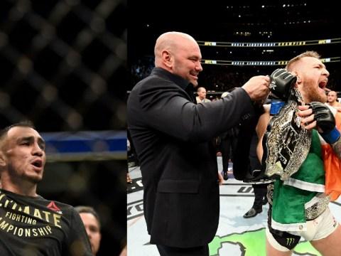 UFC boss Dana White insists Conor McGregor vs Tony Ferguson 'has to happen'