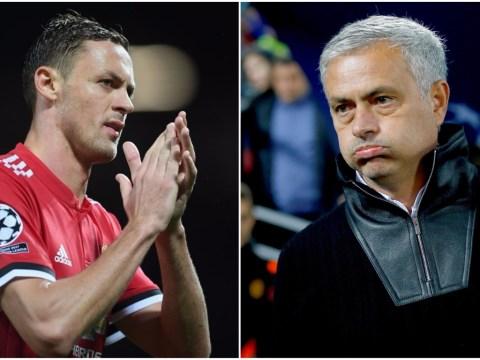 Nemanja Matic alerts Manchester United boss Jose Mourinho to Arsenal and Bayern Munich target Mijat Gacinovic