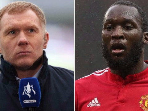 Paul Scholes hits out at Henrikh Mkhitaryan for failing to support Romelu Lukaku in recent matches