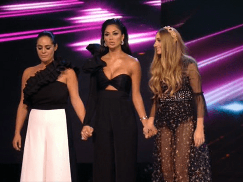 Wild card Talia Dean voted off The X Factor after second live show