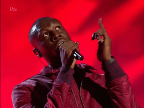 Stormzy made his The X Factor debut and left everyone asking 'can we vote for him?'