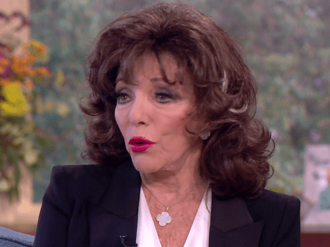 Joan Collins says Marilyn Monroe warned her about 'Hollywood wolves' and lost Cleopatra role because of predators